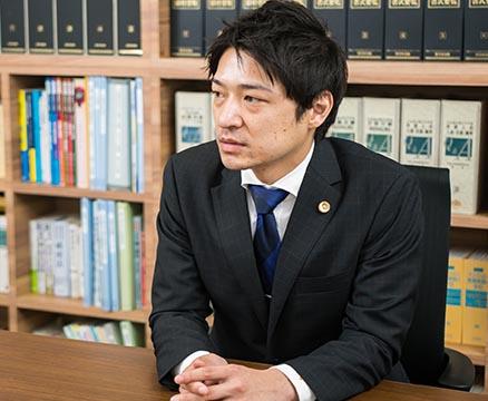 弁護士 鶴崎 陽三