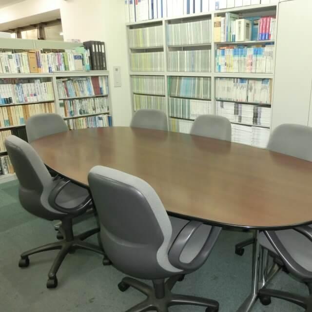松本・永野法律事務所 長崎事務所 内装