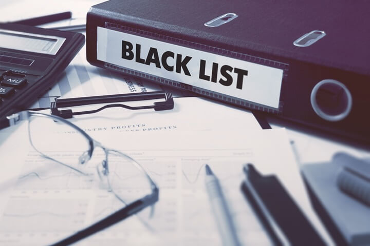 【借金問題】ブラックリストとは